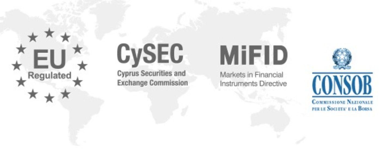 Regolamentazioni: CONSOB, CySEC, FCA e MIFID