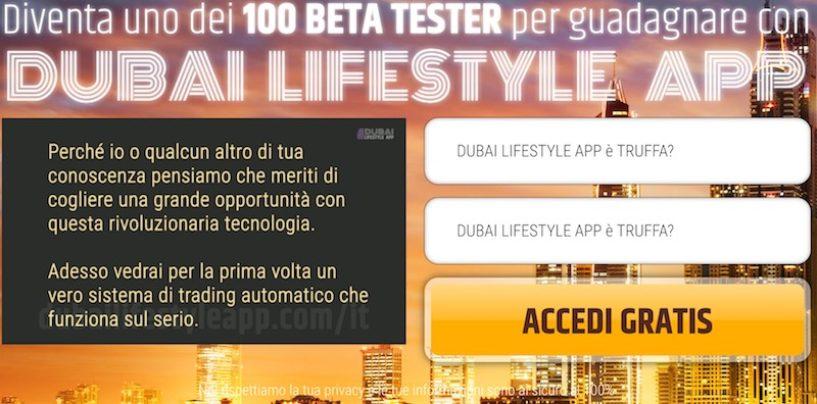 Dubai Lifestyle App Opinioni e Recensioni
