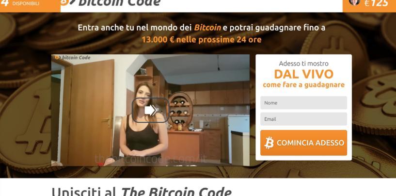 Bitcoin Code Truffa? Opinioni e Recensioni