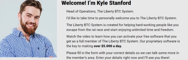 Kyle Stanford Crypto Trader System